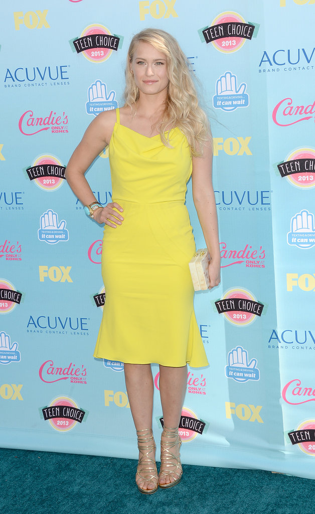 Bright stuff, coming through on Leven Rambin.