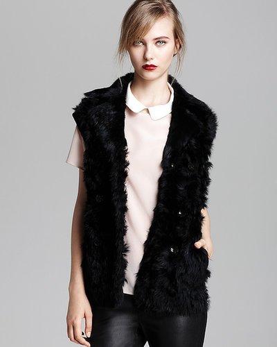 MARC BY MARC JACOBS Vest - Dukie Fur