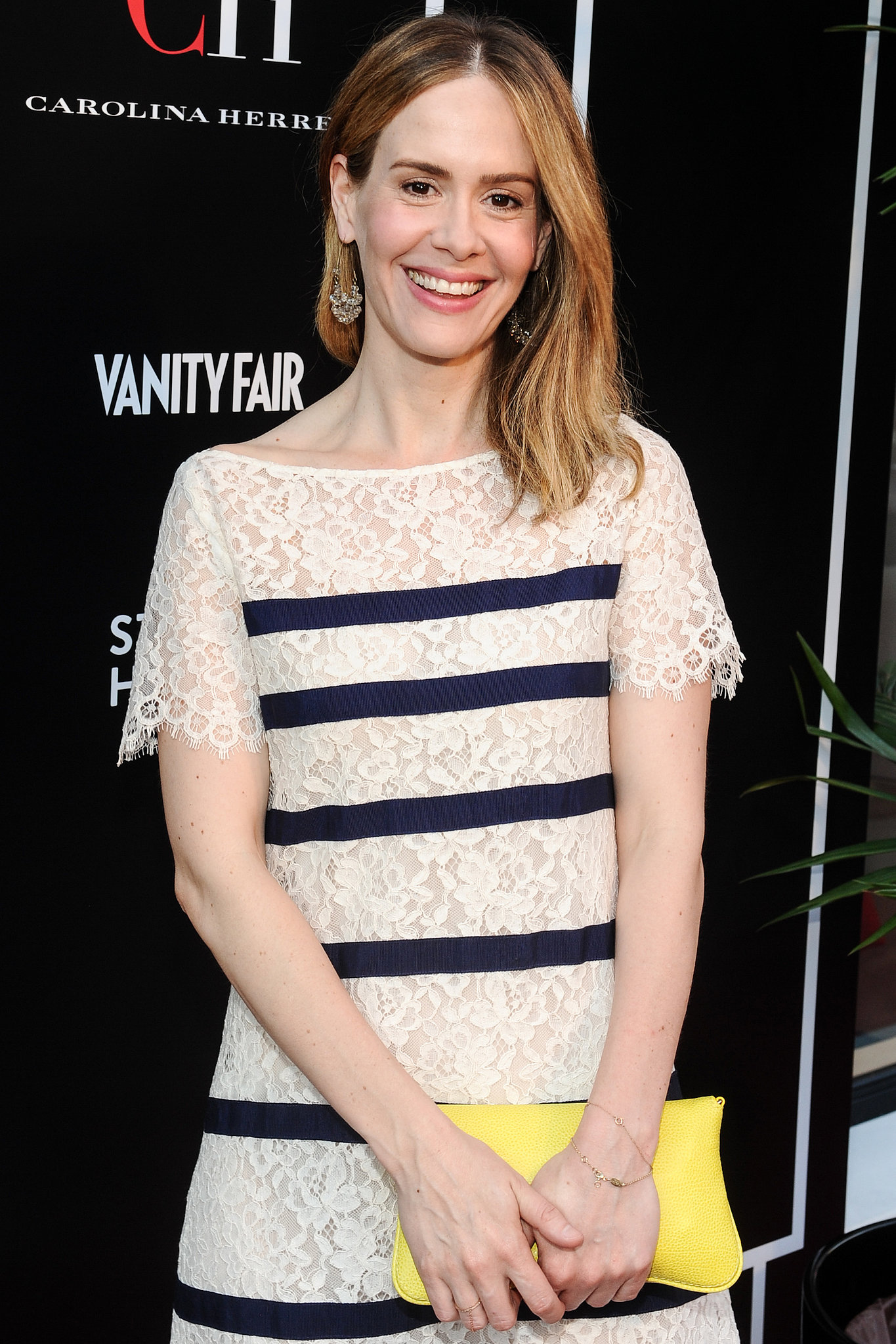 Sarah Paulson daughter