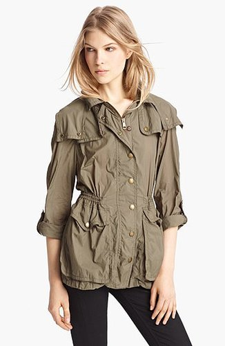 Burberry Brit 'Shirehall' Anorak 10