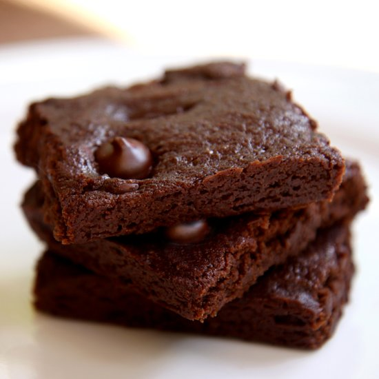 Healthy Zucchini Brownies