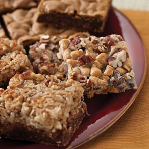 Kid-Friendly Seven Layer Bars