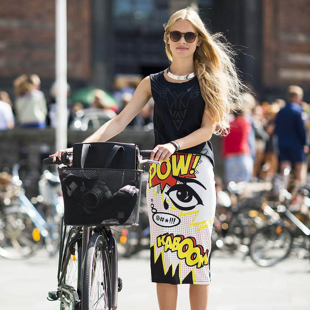 Summer Street Style 2013 Popsugar Fashion