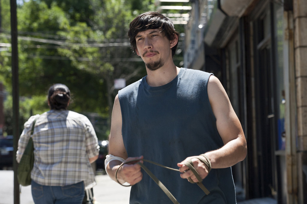 Adam Driver He may have been passed over for Girls's first season, but Driver's role as Adam in the second season of the HBO hit earned Driver his first Emmy nomination.
