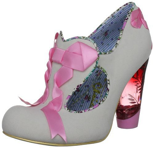 Irregular Choice Women's Fairies In A Jar T Straps Heels
