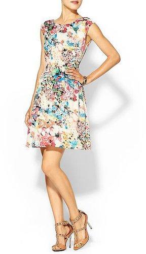 Rhyme Los Angeles Floral Swing Dress