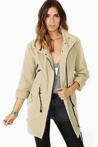 Clydesdale Anorak