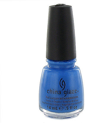 China Glaze Nail Lacquer- Sky High Top