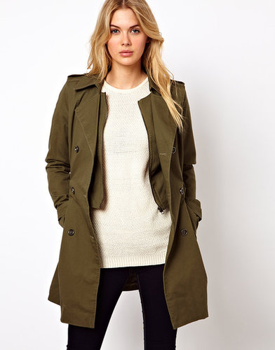 Vila 2 In 1 Trench Coat