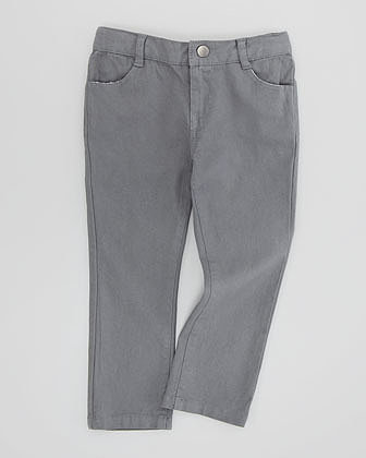 Appaman Skinny Twill Four-Pocket Pants