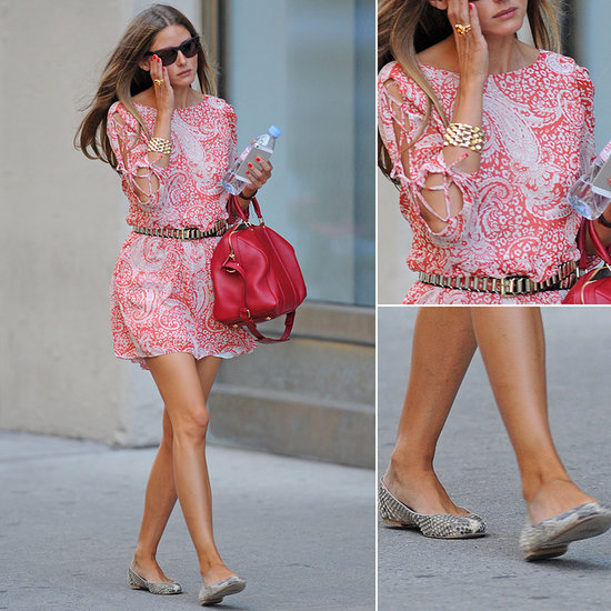 Buy Olivia Palermo's ASOS Dress Right Now For Under $75!
