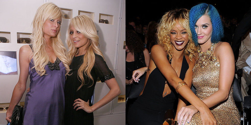 What Happened to These Famous Friendships?