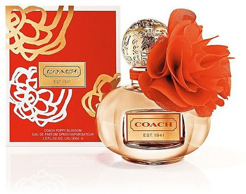 Coach poppy blossom eau de parfum spray - 1.0 oz.