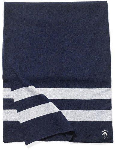 Cashmere Stripe Scarf