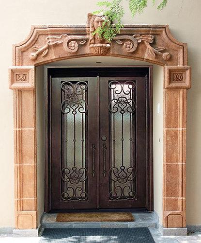 iron front doors | iron exterior doors