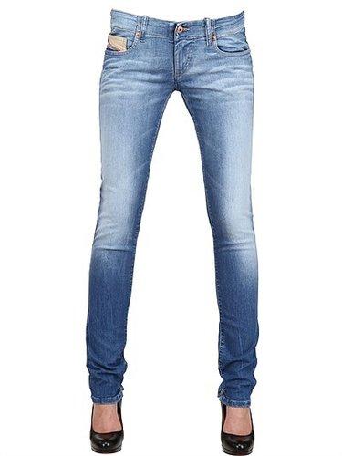 Diesel - Stretch Denim Grupee Jeans