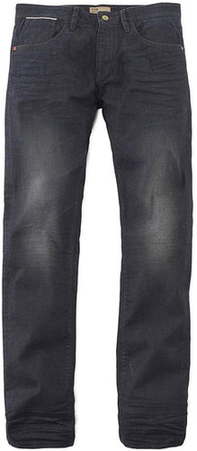Jean brut C*15 straight coton stretch
