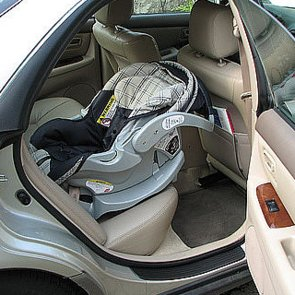 Car Seat Harness Strangles Baby