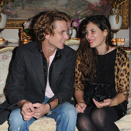 Who Is Andrea Casiraghi?