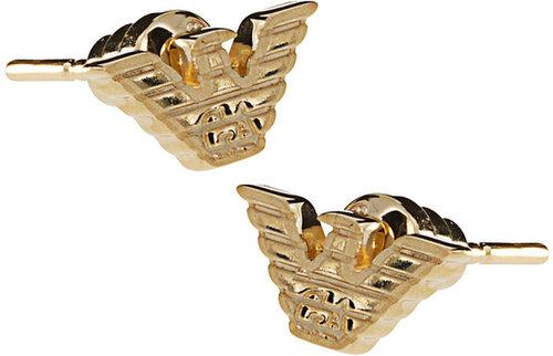 Emporio Armani Eagle Earrings