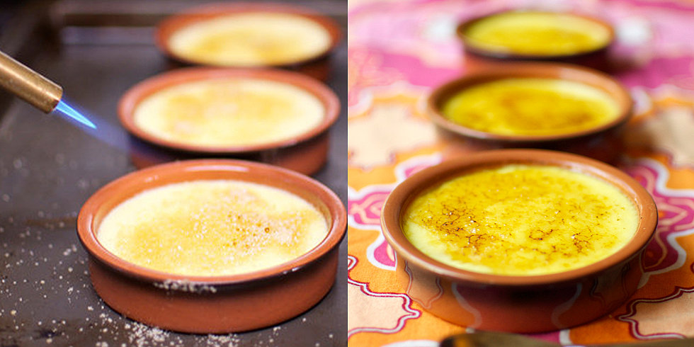 Try Crema Catalana, Crème Brulée's Seductively Smooth Spanish Cousin
