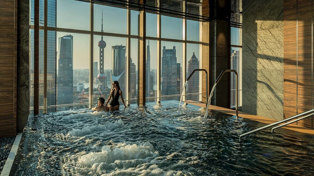 Four Seasons Shanghai The World S Most Beautiful Hotel