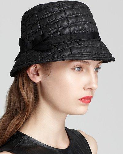 kate spade new york Nylon Logo Bucket Hat