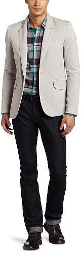 Ted Baker Men's Zura Oxford Blazer