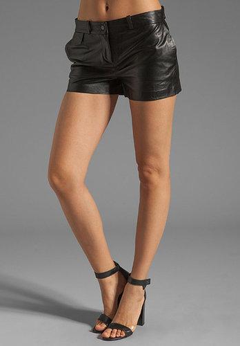 Capulet Leather Short