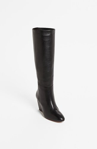 Loeffler Randall 'Sophie' Boot Womens Black Size 8 M 8 M