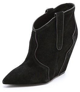 Ash Janet Wedge Booties