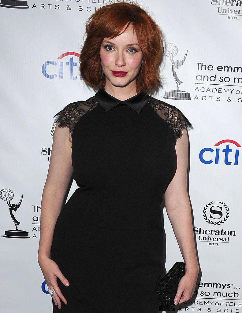 Christina Hendricks will play Libby's mother, Patty. Hendricks was previously cast as stripper Krissi Cates.
