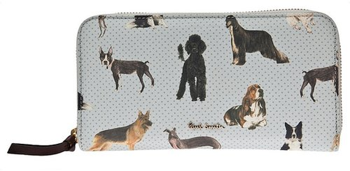 Paul Smith Dog print wallet