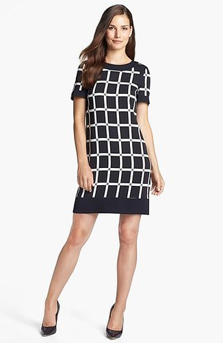 MICHAEL Michael Kors Print Shift Dress