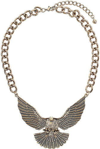 Chunky Eagle Necklace