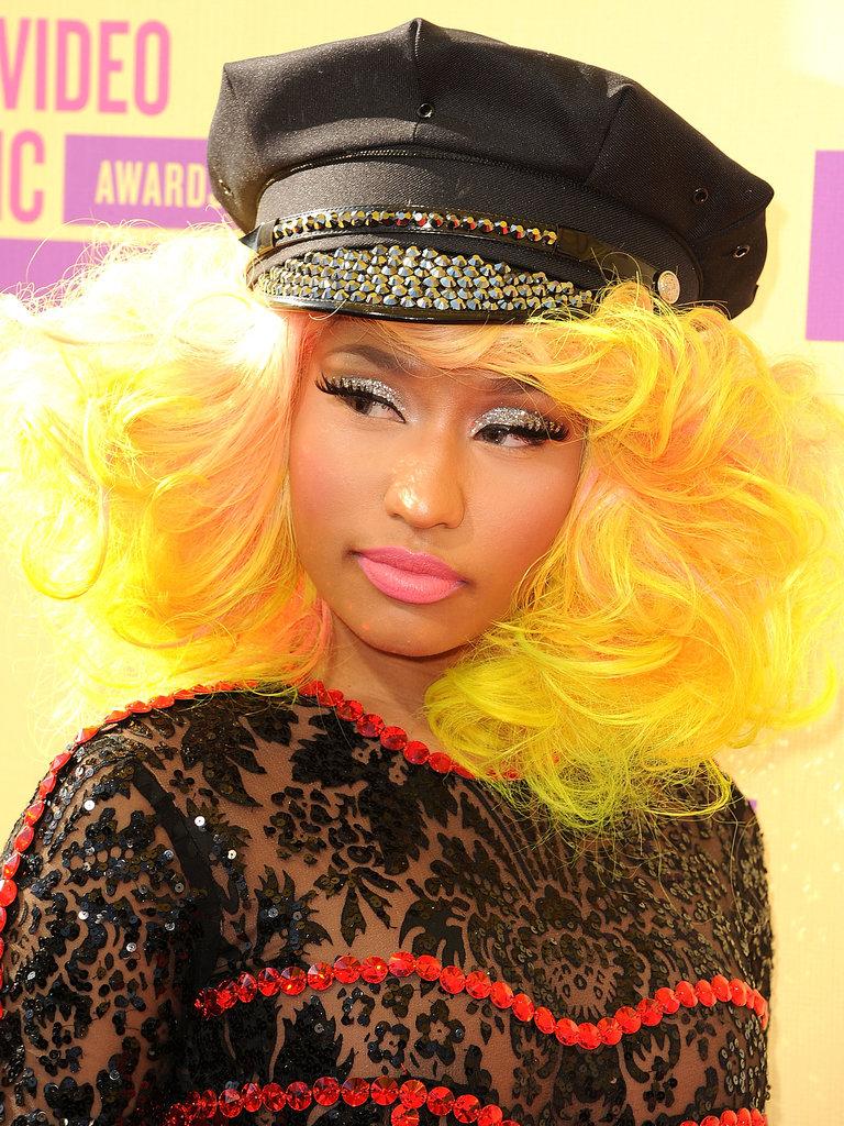 Nicki Minaj, 2012
