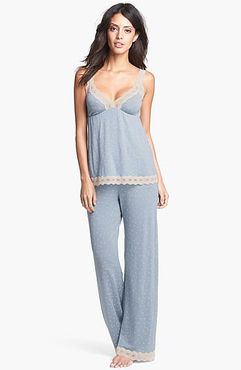 Eberjey Camisole and Pants