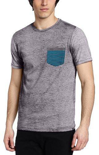 Hurley Men's Pro Am Crew Short Sleeve Knit