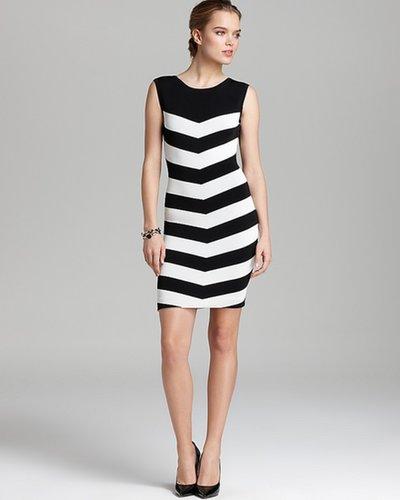 Cynthia Steffe Bandage Dress - Portia Striped