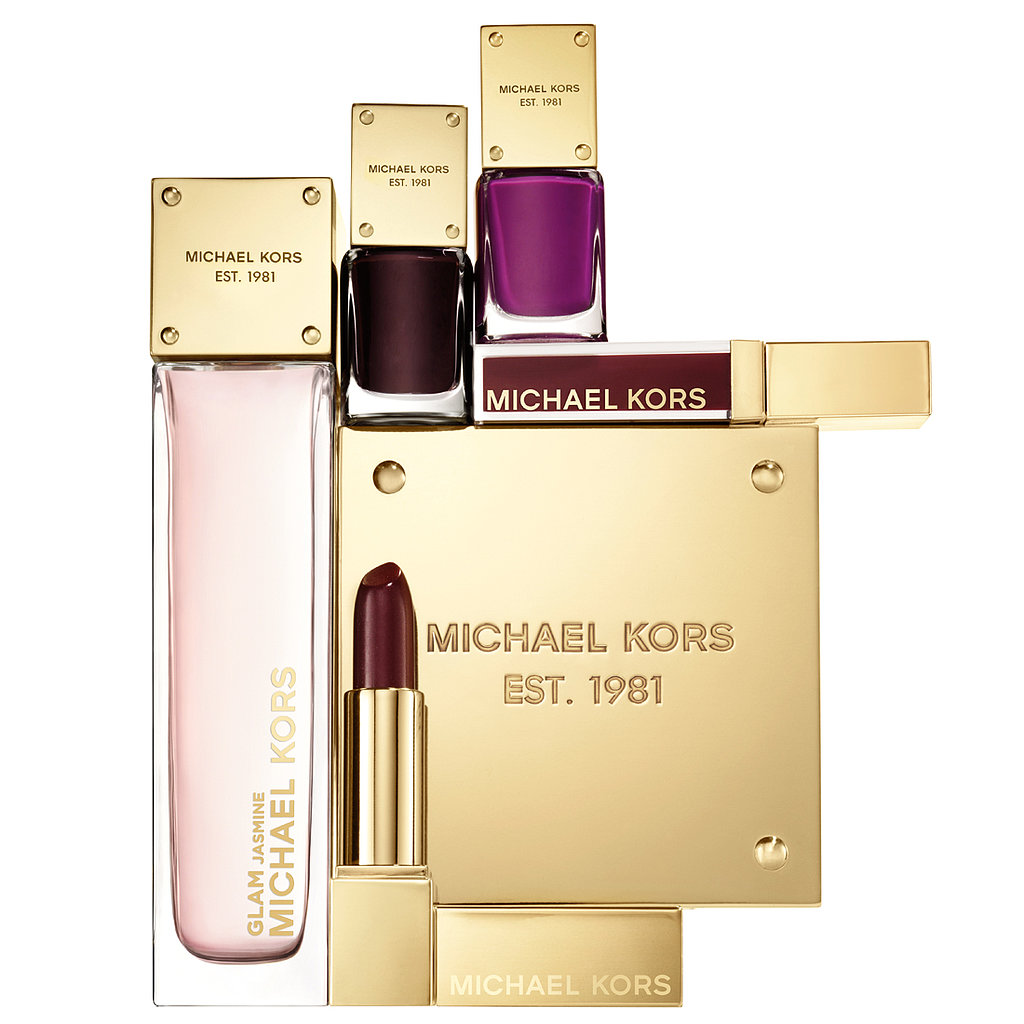 michael kors makeup and perfume collection popsugar beauty. Black Bedroom Furniture Sets. Home Design Ideas