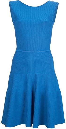 Issa London flared dress