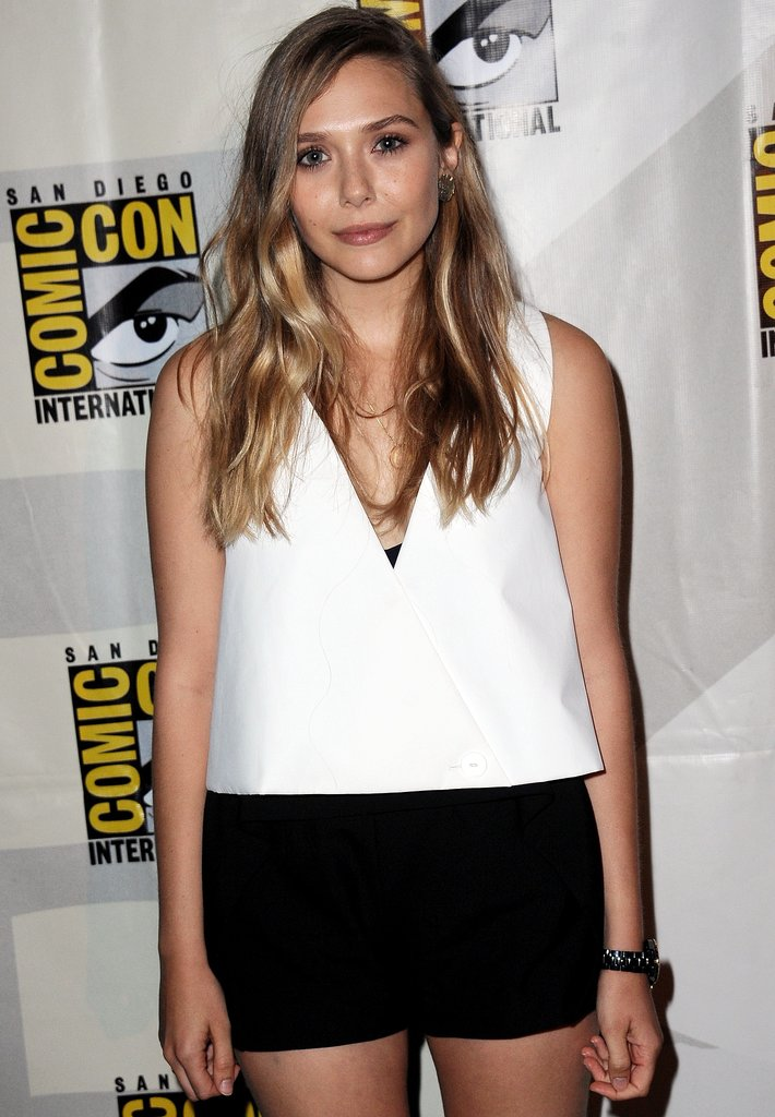 Elizabeth Olsen is in talks to play The Scarlet Witch in The Avengers: The Age of Ultron, Marvel's buzzy superhero sequel.