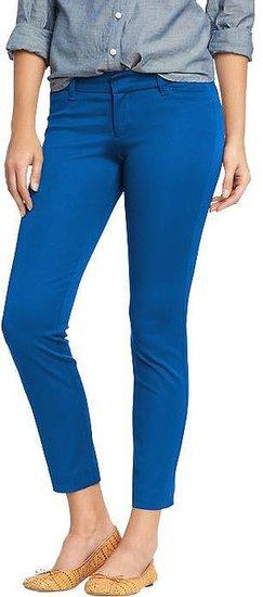 Women's The Diva Skinny-Ankle Pants