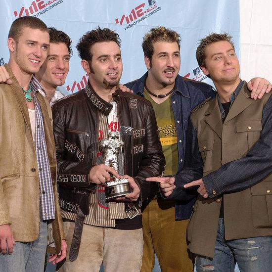 *NSYNC Reunion At 2013 MTV VMAs Confirmed On Twitter