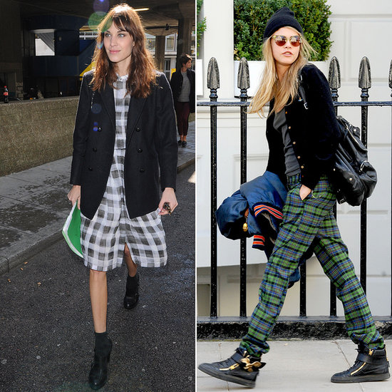 Spring Summer 2013 2014 Trend: How to Wear Plaid