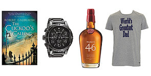 Father's Day Gift Guide — Take Your Pick From an Assortment of Gift Ideas