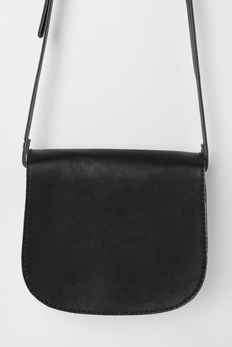 Cooperative Classic Saddle Flap Crossbody Bag