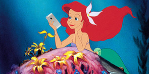 When Disney Princesses Text Their Princes