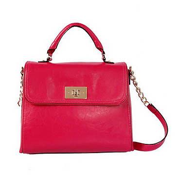 Kate Spade Irving Place Little Nadine Leather Satchel Bag Pink