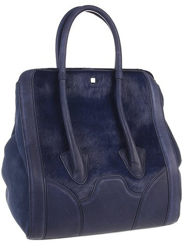 Pour La Victoire - Butler Large Tote (Navy) - Bags and Luggage